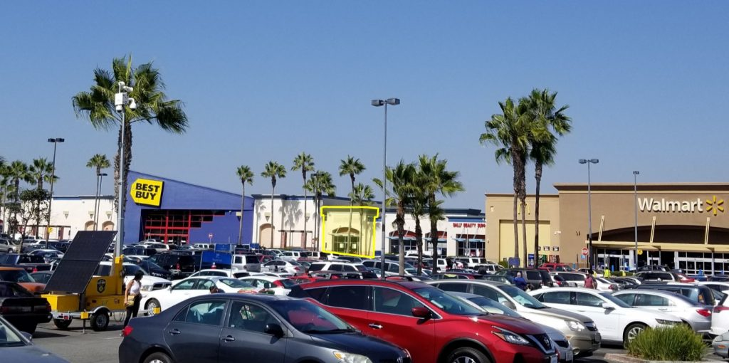 Retail Building At South Bay Market Place Duhs Commercial